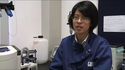 Thumbnail for entry Janet Wong - PhD Pharmacy