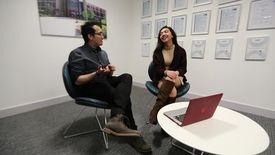 Thumbnail for entry Nottingham Consultancy Challenge - two students share their experience