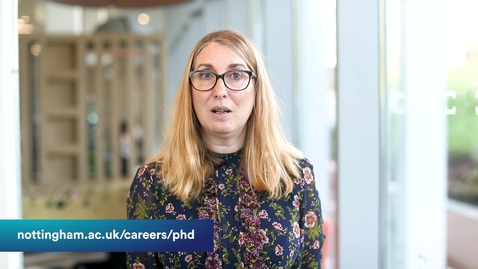 Thumbnail for entry Careers support for PhD researchers