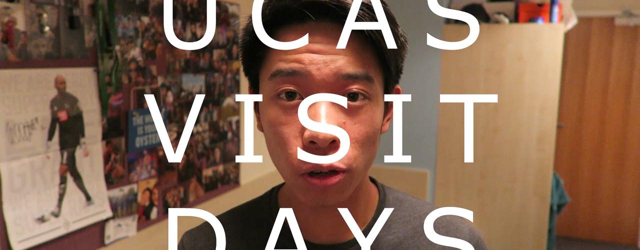 Vlog: UCAS visit days