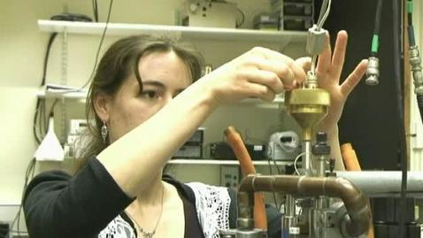 Thumbnail for entry Caroline Poyser - PhD Physics