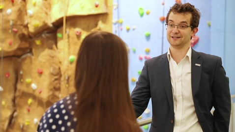 Thumbnail for entry What does a sports consultant do? Richard Watton, alumnus, explains