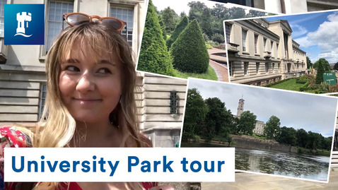 Thumbnail for entry Vlog: Explore University Park Campus with me