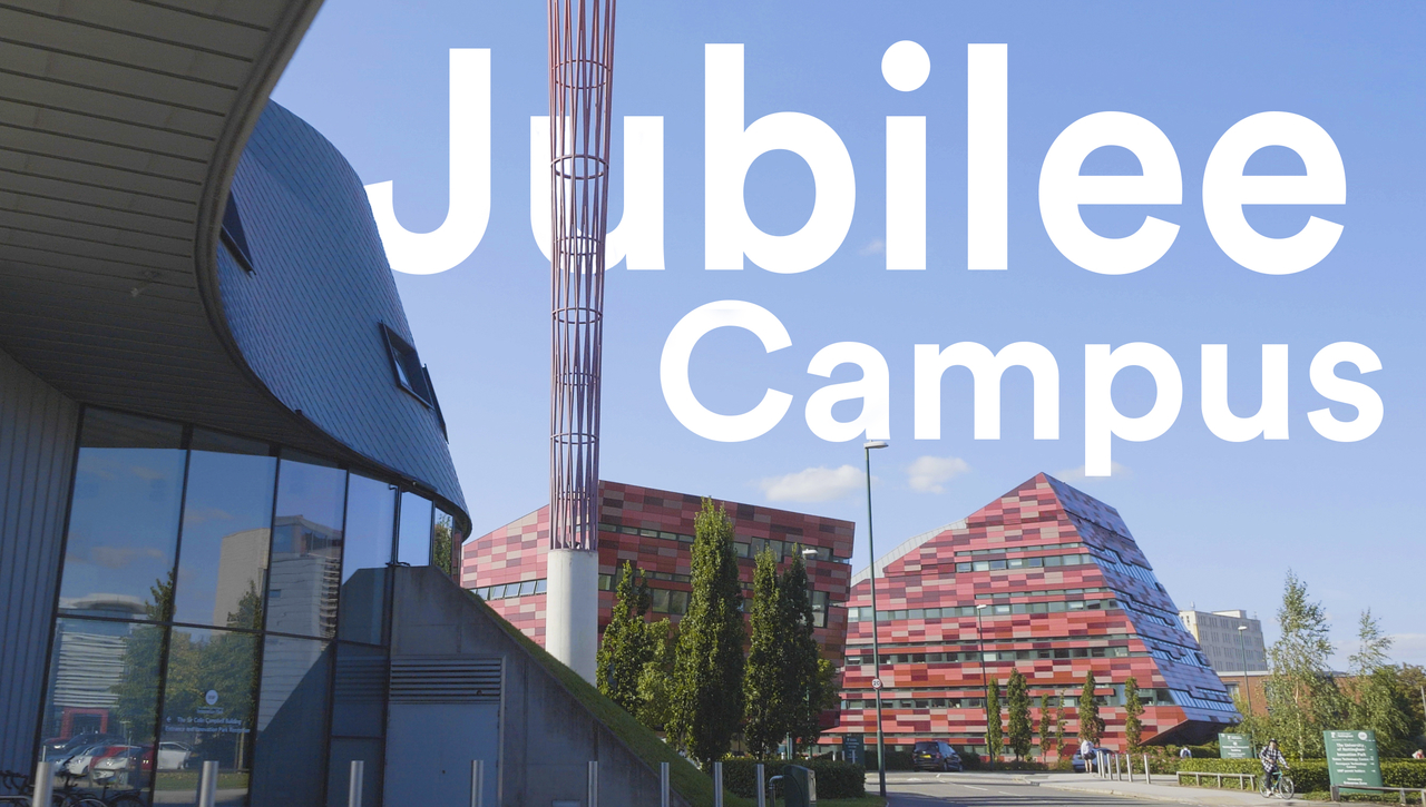 Jubilee Campus tour | University of Nottingham
