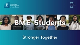 Thumbnail for entry BME Students - Stronger Together