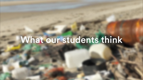 Thumbnail for entry MSc Environmental Leadership and Management Students