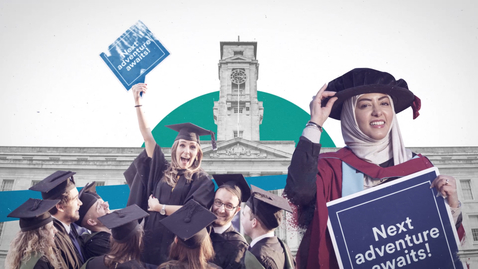Thumbnail for entry UoN Graduation - how the ceremony works