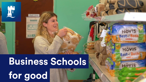 Thumbnail for entry Business Schools for Good