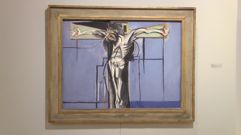 Thumbnail for entry In the Shadow of War – Graham Sutherland's 'Crucifixion'