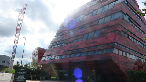 Thumbnail for entry Vlog: Jubilee campus tour