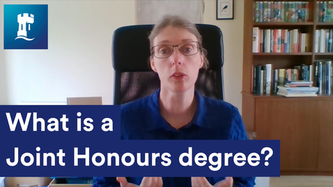 Thumbnail for entry Classics and Archeology: what is a Joint Honours degree?