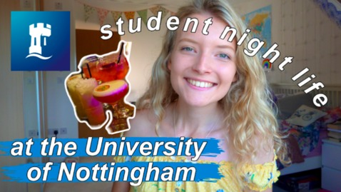 Thumbnail for entry Vlog: My favourite places for a night out in Nottingham