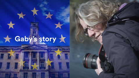Thumbnail for entry #WeAreUoN Gaby's story