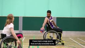 Thumbnail for entry Sports facility access - Aymun