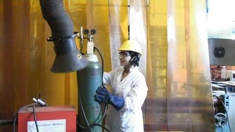 Thumbnail for entry Tanushree Kamdar - MEng Chemical Engineering