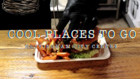 Thumbnail for entry Vlog: Cool places to go in Nottingham city centre