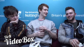 Thumbnail for entry First day at University | #UoNVideoBox