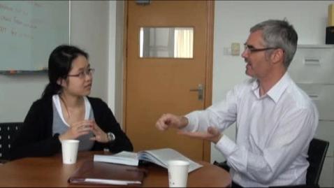 Thumbnail for entry Yixuan Xia - China Campus