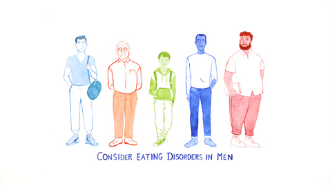 Thumbnail for entry Consider Eating Disorders in Men