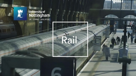 Thumbnail for entry Rail at Nottingham
