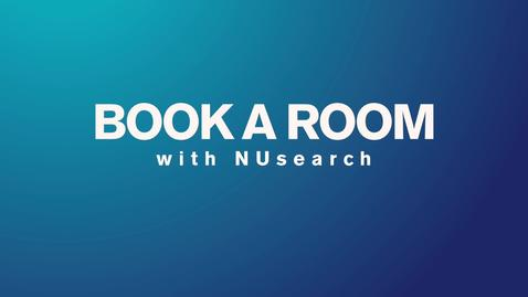 Booking a room in our libraries