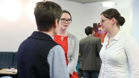 Thumbnail for entry Dr Emma Taylor-Steeds - My career journey from my PhD