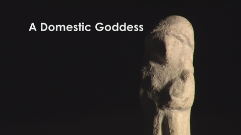 Thumbnail for entry Objects of Belief; A Domestic Goddess