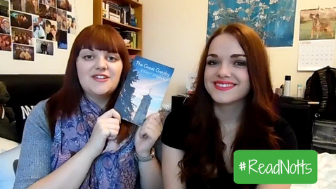 Thumbnail for entry Vlog: Get involved with the Nottingham Reading Programme!