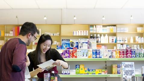 Thumbnail for entry Pharmacy case-study based learning at The University of Nottingham