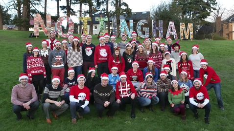 Thumbnail for entry Christmas Jumper Timelapse