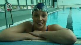 Jess Sylvester - Olympic hopeful
