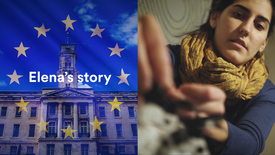 Thumbnail for entry #WeAreUoN Elena's story