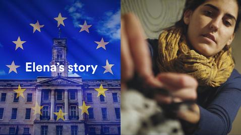 Thumbnail for entry #WeAreUoN Elena's story