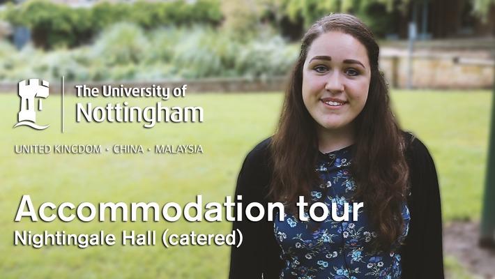 Uni Park Campus - Nightingale Hall (catered accommodation)