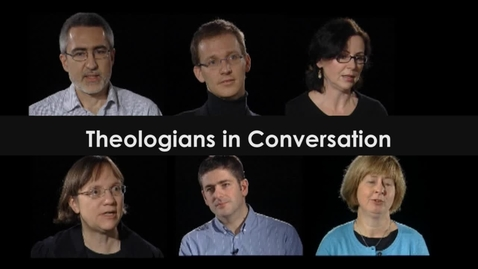 Thumbnail for entry Theologians in Conversation; Love and Death with Philip Goodchild