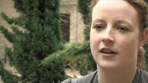 Thumbnail for entry Stine-Marie Simensen - PhD Biology