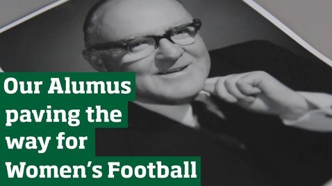 Thumbnail for entry Sir Denis Follows - University of Nottingham Sport Hall of Fame