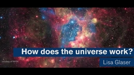 Thumbnail for entry Maths Matters: How does the universe work?