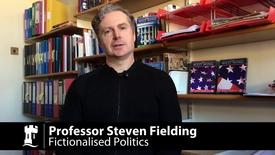 M13092 Fictionalised Politics