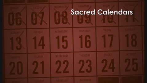 Thumbnail for entry Sacred Calendars; The Milad (The Prophet's Birthday)