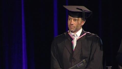 Thumbnail for entry Adrian Hayes (MBA 1994) - Alumni Laureate Award 2014