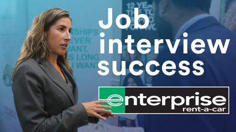 Thumbnail for entry Job interview success: get to know Enterprise Rent-A-Car