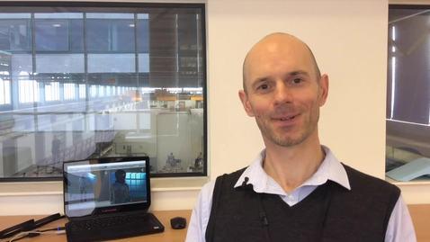 Human Factors and Ergonomics MSc at Nottingham