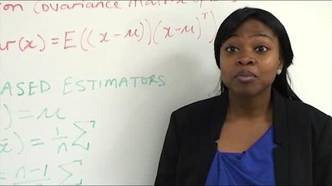 Thumbnail for entry Funmilayo Olaniyan - MSc Statistics