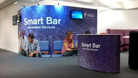 Thumbnail for entry Smart bar for all your IT needs