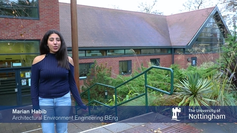 Thumbnail for entry Marian Habib - Future Engineer