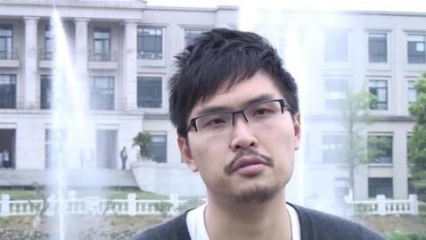 Thumbnail for entry Chen Yiren (Ian), International Communication Studies Graduate 2011