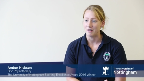Thumbnail for entry BSc Physiotherapy and BSc Sport Rehabilitation