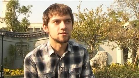 Thumbnail for entry Evgeniy Ganchin - BA International Studies