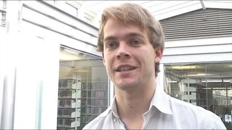 Thumbnail for entry Christopher Scott - BA Industrial Economics